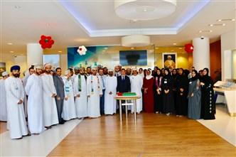 بنك بيروت يحتفل بالعيد الوطني العماني الـ 49!