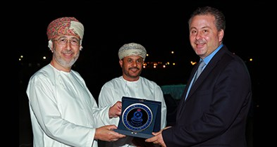 Bank of Beirut Conferred Traffic Week Trophy