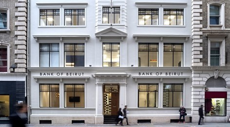 New Headquarters for Bank of Beirut (UK)